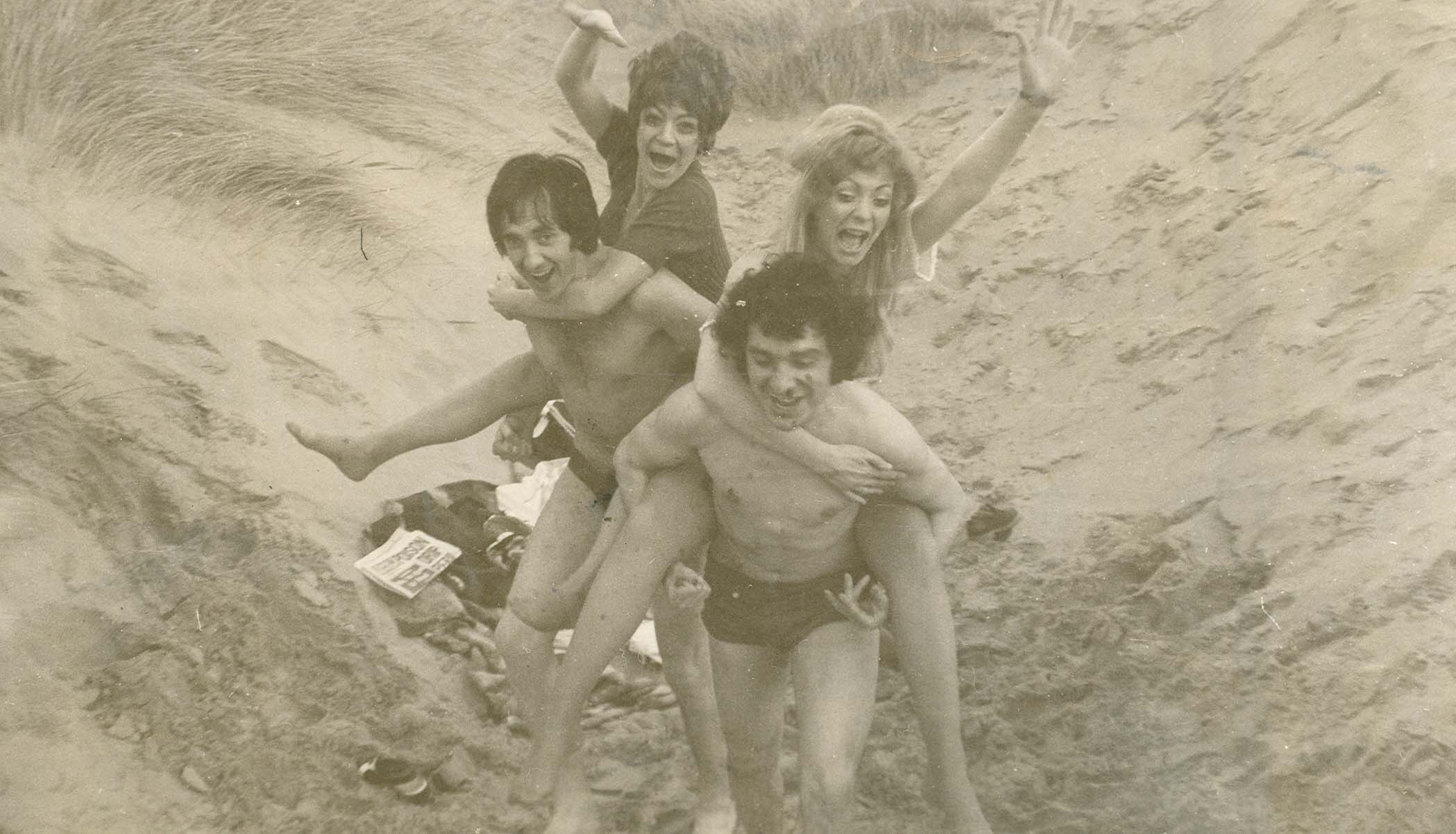 Alison Steadman Nude photo friday: day at the beach?   ljmu library