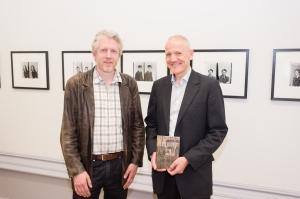 Professor Mark Durden and Jon Medley