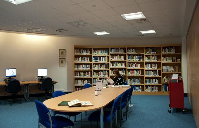 20131016 [Reading Room]