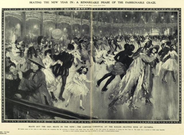 Illustrated London News 1909