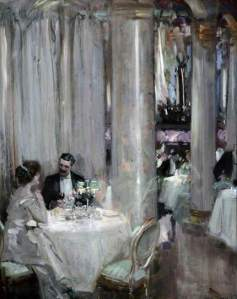 The Diners, 1913 Walker Art Gallery Photo credit: National Museums Liverpool