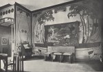 A Viennese Art Nouveau room design