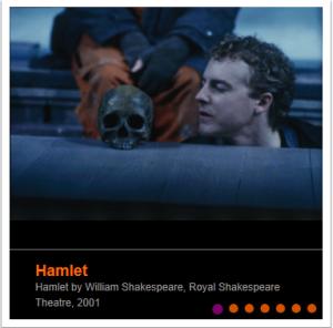 Drama Online Hamlet