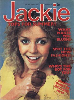 Jackie, 2nd June 1979