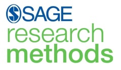Sage Researhc Methods