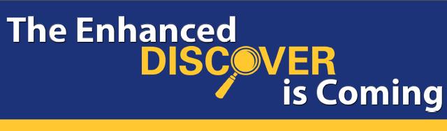 enhanced discover header